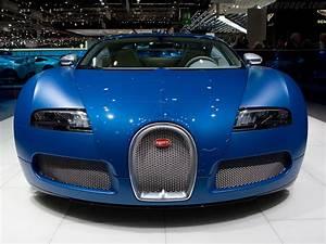 Bugatti Veyron 16 4 Bleu Centenaire