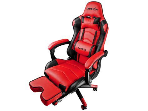 raidmax drakon 709 gaming chair bermor techzone