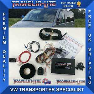 For Vw T5 Transporter Power Folding Mirror Upgrade Wiring