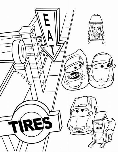 Cars Coloring Coloringcolor
