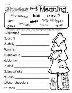 2nd Grade Common Core  Winter Themed Math  U0026 Ela Pack 100