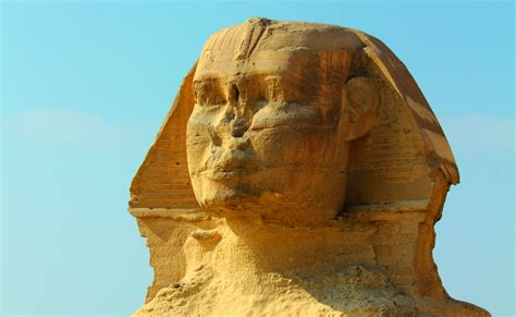 Massive, Intact Sphinx Head Discovered in California ...