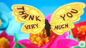 Thank You Butterfly GIFs - Find & Share on GIPHY
