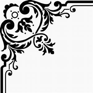 Elegant Borders - Cliparts.co