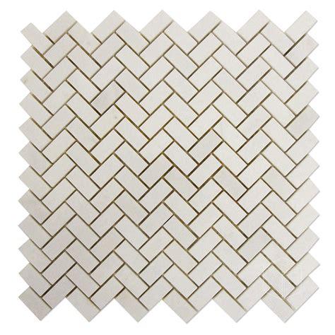 herringbone mosaic thassos mosaic herringbone bayyurt marble