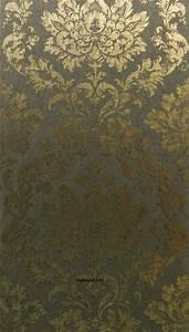 Tapete Dunkelgrün Gold : tapeten muster metallic im neo barock stil online kaufen ~ Michelbontemps.com Haus und Dekorationen