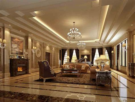 23 Fabulous Luxurious Living Room Design Ideas
