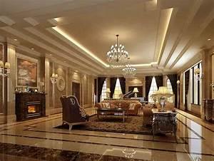 23 Fabulous Luxurious Living Room Design Ideas - Interior ...
