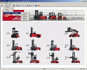 Linde Fork Lift Truck Spare Parts   Repair 2012 Full
