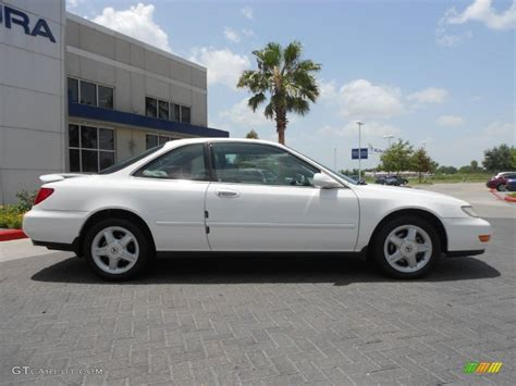 Acura 1997 Cl by White 1997 Acura Cl 3 0 Exterior Photo 68558034
