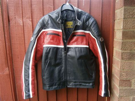 Motorcycle Leather Jacket Second Hand