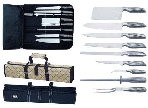 batterie de cuisine swiss line 9pcs swiss kitchen multi knife set with credit card in