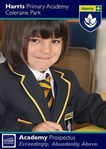 Harris Primary Academy Coleraine Park Prospectus by ...