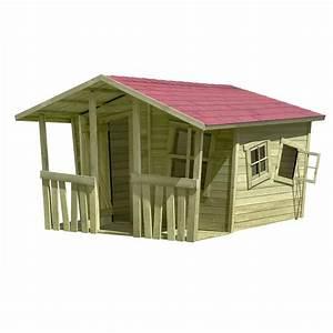Bauanleitung Spielhaus Holz : kinder spielhaus lisa fun aus holz gartenhaus holzhaus von gartenpirat ~ Michelbontemps.com Haus und Dekorationen