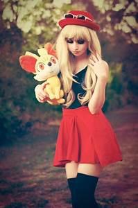dress like serena pokemon x and y