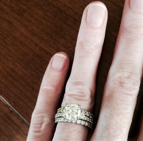 engagement ring or wedding band matvuk