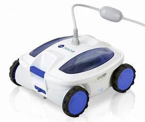 Aspirateur De Piscine Electrique : robot de piscine lectrique gre track 1 bestofrobots ~ Premium-room.com Idées de Décoration
