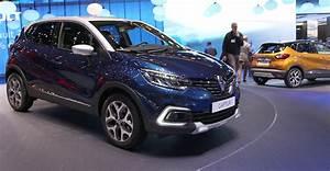 Renault Captur Phase 2 : nouveau renault captur en premi re mondiale gen ve ~ Gottalentnigeria.com Avis de Voitures