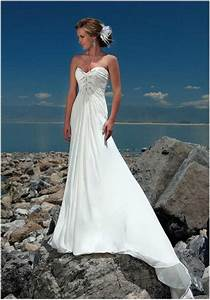 beach themed wedding dresses With beach theme wedding dresses