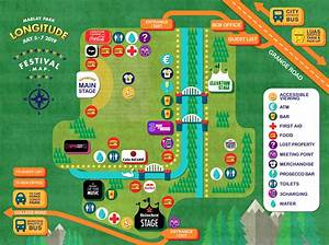 Longitude 2019 Site Map Released For This Weekend Spin1038