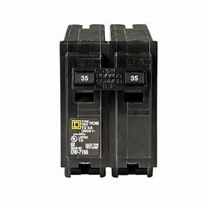 Sicherungsautomat 35 Ampere : square d homeline 35 amp 2 pole circuit breaker hom235cp ~ Jslefanu.com Haus und Dekorationen
