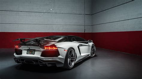 Adv1 Lamborghini Aventador Lp Pml 2 Wallpaper Hd Car