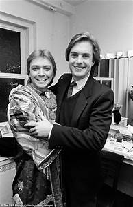 David Cassidy's brother Shaun pays tribute to singer ...