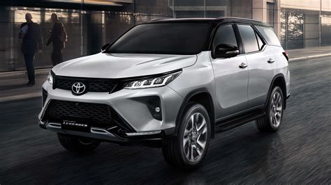 Toyota fortuner boosts power, sty. 2021 Toyota Fortuner: Prices, Specs, Features