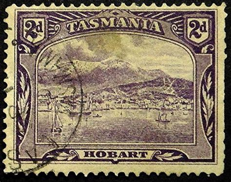 Top 10 Tasmania Stamps of 2020 | No Place Called Home