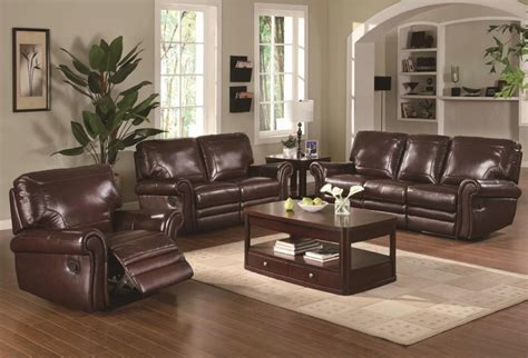 Attractive Living Room Decorating Ideas With Dark Brown