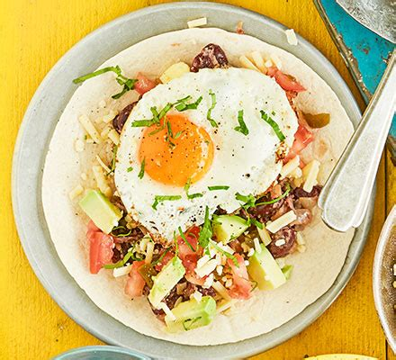 huevos rancheros recipe food