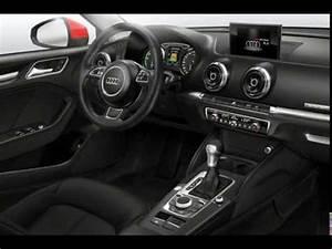 2017 Audi A3 Sportback E Tron Interior Review - YouTube