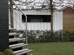 Container Als Gartenhaus : container gartenhaus referenzen mechanic international ~ Sanjose-hotels-ca.com Haus und Dekorationen