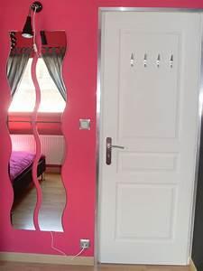 Miroir De Chambre : miroir chambre fille ~ Teatrodelosmanantiales.com Idées de Décoration