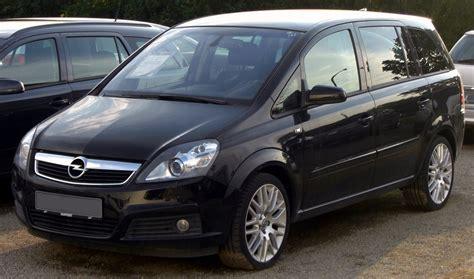 Opel Zafria by Opel Zafira B 1 9 Cdti Mpv Mina Oględziny