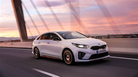 kia proceed gt wallpapers hd images wsupercars