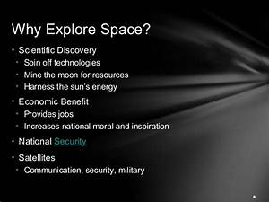 Space Exploration Merit Badge Slide Show