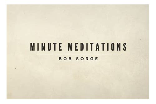 8 minute meditation pdf download