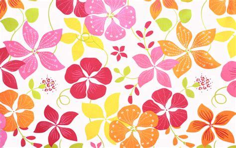 fleur de soleil tissu en coton enduit capucine orange