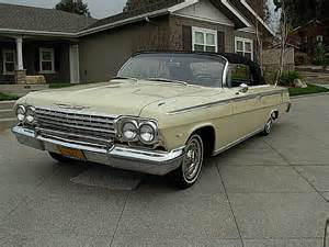 1962 Chevrolet Impala SS Convertible for Sale