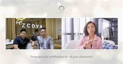 Certificate Diamonds Dual Prestigious Certificates Trusted Inventor