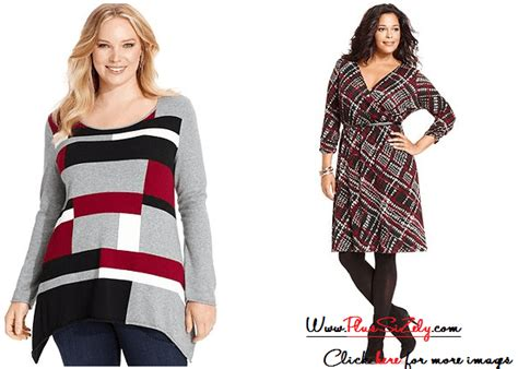 Plus Size Sweater Dress To Wear In Autumn Cheap Plus Size Sweater Dress