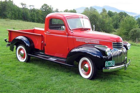 1941 Chevrolet 12 Ton Pickup 151996