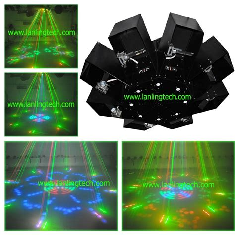 Cheap Laser Light Ufo Lenrg Lanling China