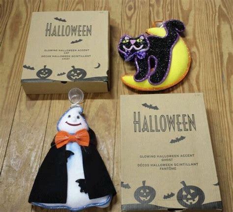l k avon exclusive glowing fiber optic halloween ghost