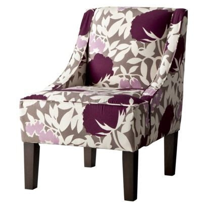 Floral Upholstered Living Room Chairs by Hudson Upholstered Accent Chair Lavender Floral Has