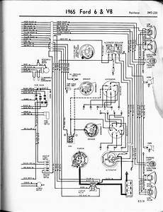 57 65 Ford Wiring Diagrams New 1967 Fairlane Diagram