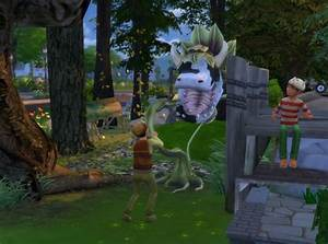 Mod The Sims Jungle Adventure By Artrui Sims 4 Downloads