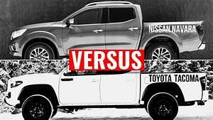Nissan Navara Np300 Probleme : nissan np300 navara vs toyota tacoma visual comparison youtube ~ Orissabook.com Haus und Dekorationen
