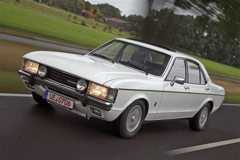 Ford Granada 3.0: Der Dicke mit V6-Appeal - Bilder ...
